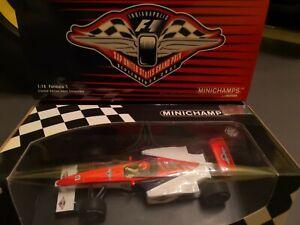 "Formel 1 Eventcar US GP 2001 1:18  OVP ""Limit"""
