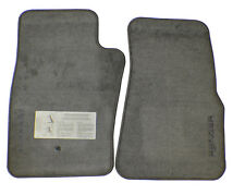 New Factory OEM Floor Mats Ford Ranger Truck Gray 93 94 95 96 97 98 99 00 01 02