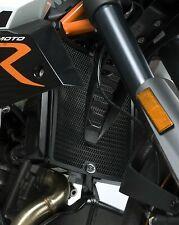 KTM 990SMT 2008-2019 R&G Racing Radiator Guard RAD0128BK BLACK