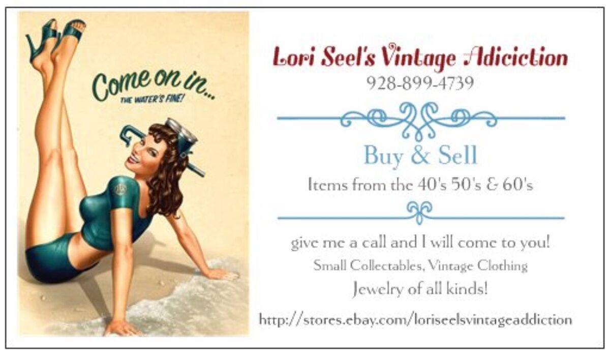 Lori Seel's Vintage Addiction