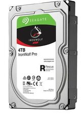 "Seagate IronWolf Pro NAS ST4000NE0025 4TB 7200RPM SATA6.0GB/s 128MB 3.5"" HD"