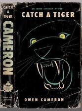1952 1st CATCH A TIGER Owen Cameron w/dj Inner Sanctum