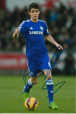 Chelsea Firmada A Mano Oscar 6x4 Foto.