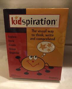 Inspiration Kidspiration® 2.1 for PC, Mac