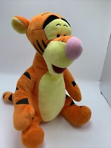 "KOHLS CARES Disney orange TIGGER from WINNIE THE POOH 12"" plush stuffed animal"
