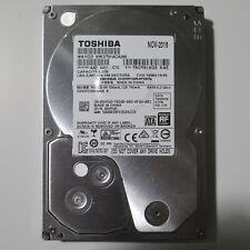 TOSHIBA 2TB Hard Disk Drive HDD, SATA