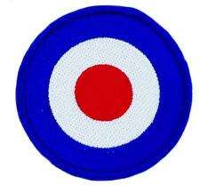PATCH ECUSSON BRODE target MOD MODS THE WHO TARGET UK COCARDE SCOOTER NEUF