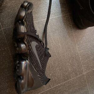 Mens Nike Vapormax Flyknit3 Black Size 7