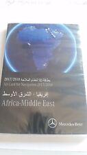 SD Card Garmin Map Pilot 17/18 africa Middle eastsd tarjeta v.1.7 Mercedes Benz