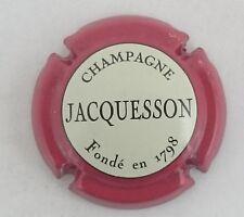 capsule champagne JACQUESSON & fils n°18 contour rouge