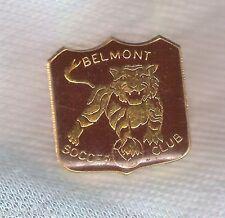 #D109. Belmont Soccer Club Lapel Badge