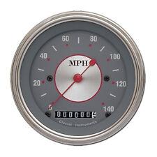 classic instruments silver series ss speedometer fl new