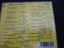 MONTY PEARCE KING OF THE ROAD ULTRA RARE CD!