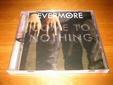 EVERMORE- COME TO NOTHING (ENHANCED CD) SINGLE/EP - MINT