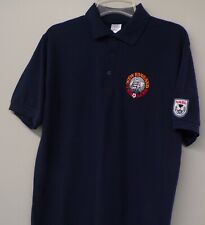 New England Tea Men NASL Soccer Embroidered Mens Polo XS-6XL, LT-4XLT Futbol New