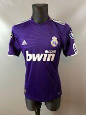 REAL MADRID 2010/2011 THIRD FOOTBALL SOCCER SHIRT JERSEY CAMISETA ADIDAS SIZE M
