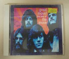 GREAT MOVE! THE BEST OF THE MOVE VERY RARE CD 1994