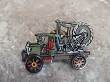 DISNEY DLRP ATLANTIS PIN GREEN TRUCK THE WHEELS ARE 3D AND MOVE