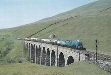 (23438) GB Postcard Cover Mid-Hants Railway Sir Nigel Gresley Alton 2 Mar 1996