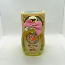 Vtg Avon California Perfume Anniversary Keepsake Bottle Charisma Cologne (Ps)