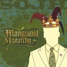 Straight Outta Junior High - Mongoloid Monarchy [New CD]