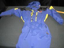 Obermeyer Sport Juniors Size 8 Snowboard Snowsuit Ski Suit Hooded- 7333