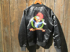 Walter Lantz Productions Vintage Woody Woodpecker Animation Studio Crew Jacket