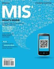 New, Engaging Titles from 4LTR Press: MIS by Hossein Bidgoli (2013,...