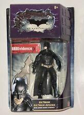 New listing Dc Universe Batman Begins Batman action Figure Movie Masters New