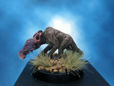 Painted Classic Miniature Grenadier Were Creature