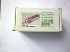 MFA PLANETRY(EPICYCLIC) SUB MINIATURE MOTOR/GEARBOX  3-12V 62:1 - # 941D621