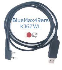 FTDI USB Programming Cable Kenwood NX-3200 NX-3220 NX-3300 NX-3320 KPG-22