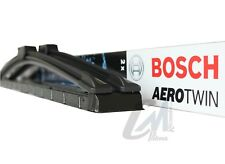 2 SPAZZOLE TERGICRISTALLO AEROTWIN BOSCH BMW X3 X4 FORD FOCUS FOCUS C-MAX V60