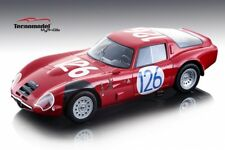 1:18th Alfa Romeo TZ2 #126 Targa Florio 1966