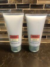 Hugo By Hugo Boss Travel set Shower Gel and After Shave Balm 2.5 oz set of 2