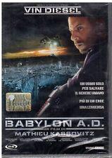 dvd - BABYLON A.D.