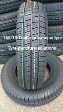 2 X 165 80 X 13 caravan tyre,  trailer tyre, horsebox tyres