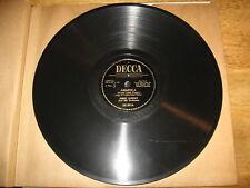 "Jimmy Dorsey, Decca #25120. Amapola / Maria Elena,78 rpm,10"",E+."