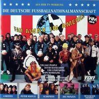 Deutsche Fussballnationalmannschaft Far away in America (1994) [CD]