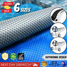 Swimming Pool Cover Solar Isothermal Blanket 400 500 M Roller Replacement Straps