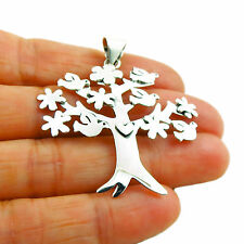 Tree of Life 925 Sterling Silver Pendant