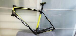 2017 Specialized Roubaix Sport Carbon Fiber Frame 58cm - NO FORK