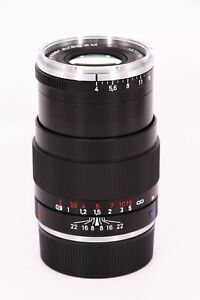 CARL ZEISS 85mm f/4 TELE-TESSAR -  Leica M mount - Professionally tested