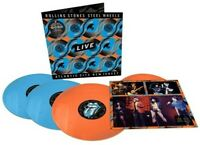 The Rolling Stones - Steel Wheels Live (Live From Atlantic City, NJ, 1989) [New