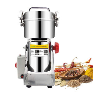 700g Electric Dry Food Grinder Grains Herbs Cereals Mill Powder Grinding Machine
