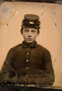 Master Series Collection Civil War Soldier Ninth-Plate Tintype C2730RP