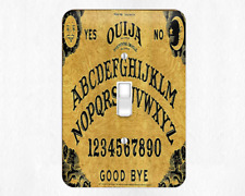 Cool Psychic Ouija Paranormal Ghost Metal Switch Light Covers, rocker outlet