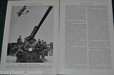 1941 CANADA'S WAR EFFORT magazine article, early WWII NAVY ARMY AIR FORCE