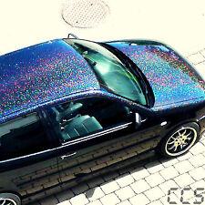 XXL Metal Flakes Black Holo Auto Car Effektlack 50g (100g=23,98€)