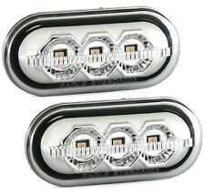 Repeaters LED Renault Clio 1 2 Megane Twingo Scenic Chrome Crystal